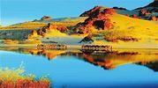 玉龙沙湖景区