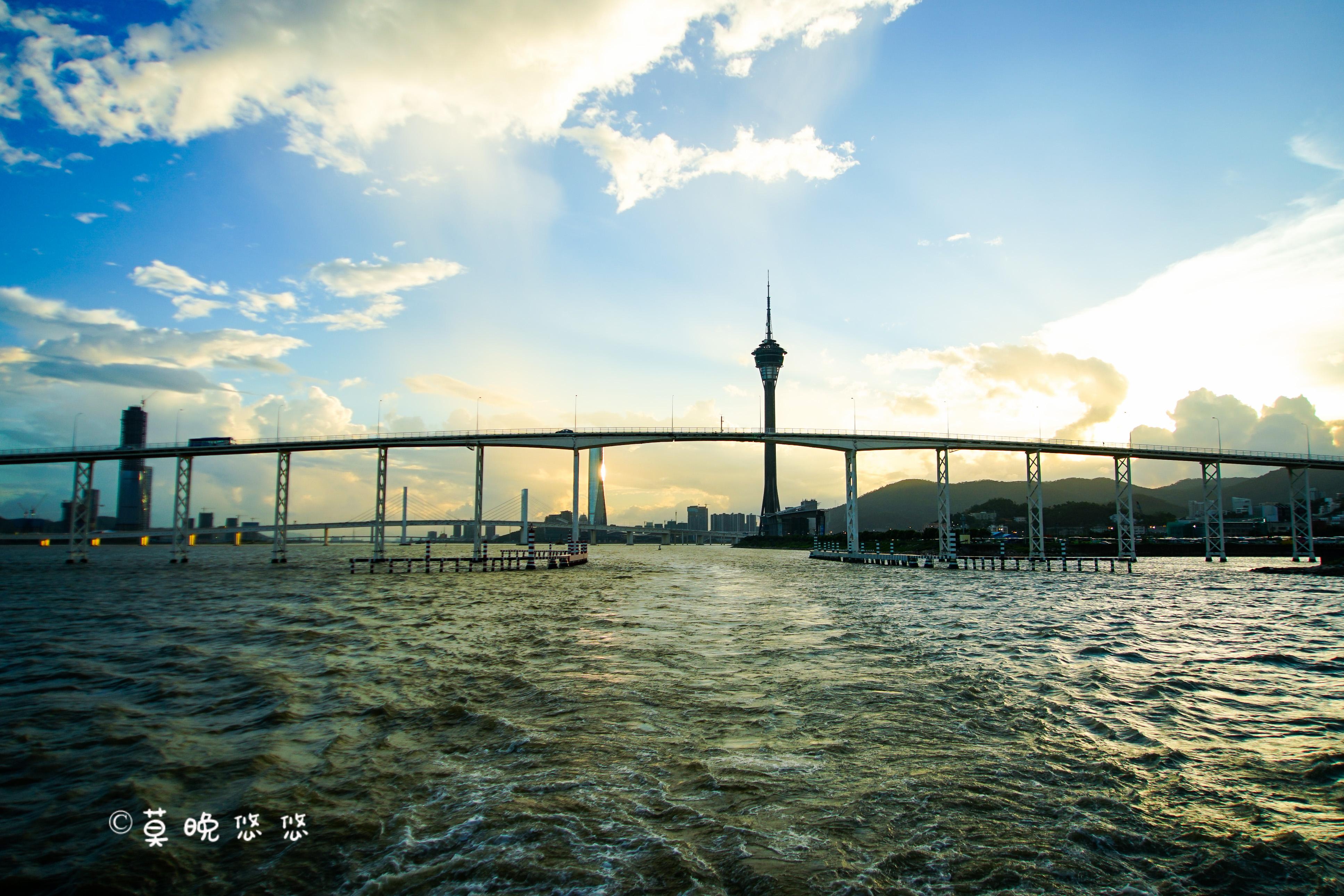 浪漫珠澳海湾游,带你看世界上最长跨海大桥