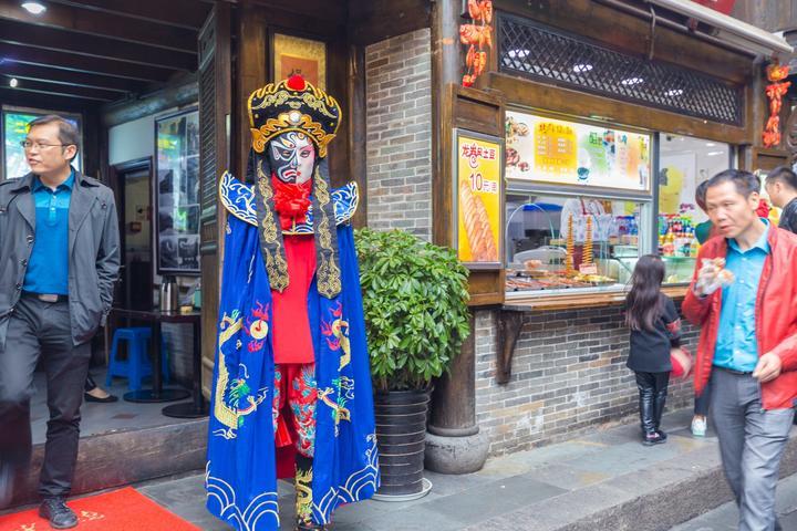 【我是达人】成都,我想在这个城市的街头走一走_锦里好玩吗,锦里怎么样,锦里旅游攻略,锦里自由行攻略