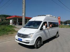 【我们的房车自驾行第二季(新疆篇)】郑州出发,一家四口一路向西去新疆
