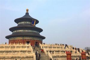 穿梭在老北京