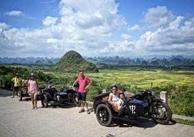 【我是达人】无法忘却桂林山水间的那个乌托邦世界