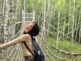 【我是达人】【红辣椒旅行记】海拉尔的天空手帕笼罩着来自北方的草木山河