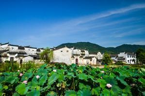 【我是达人】徽韵皖南之黟县篇:去诗画乡村看别样的皖南古村落