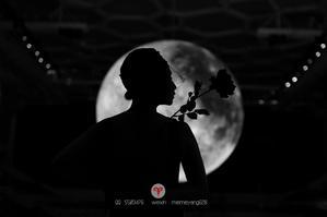 造梦水立方,揭开超级大月亮的神秘面纱