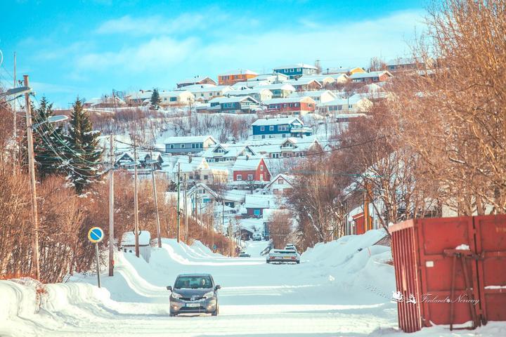 【我是达人】【纯白北欧X芬兰挪威】听一篇浪漫的圣诞童话,看迷人的极光洒满天际