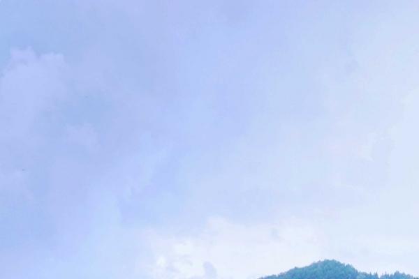 【我是达人】一步一动一幅画,醉美丽水云和仙宫