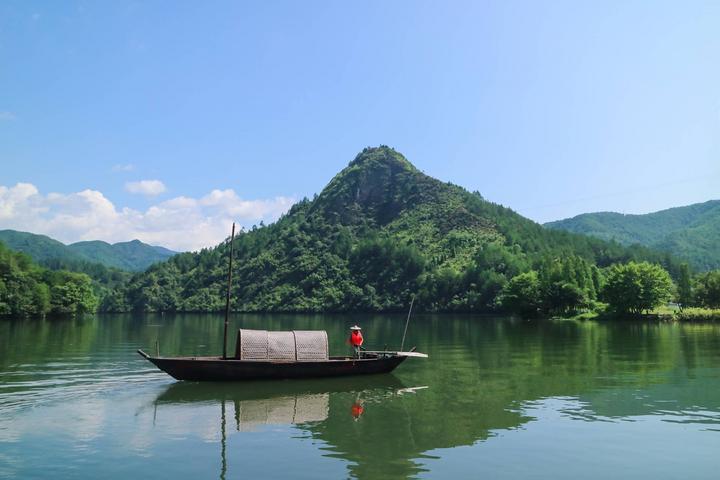 【我是达人】乘船十里云河游赏美景,丽水云和仙宫乐逍遥