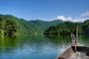 【我是达人】在云和湖仙宫体验神仙般的清爽夏日