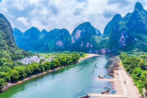 【我是达人】初访桂林,盛夏蝉鸣和温柔的你