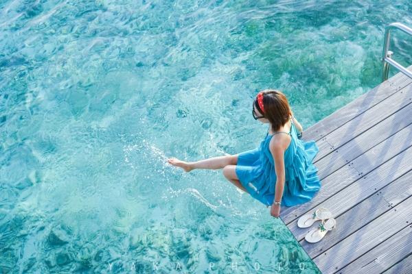 【我是达人】说走就走马尔代夫ClubMed零攻略之旅:奢华与美景共存