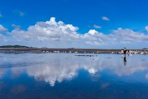 【我是达人】东海这座普通渔村,坐拥惊艳全球的天空之镜,堪称中国第一渔村