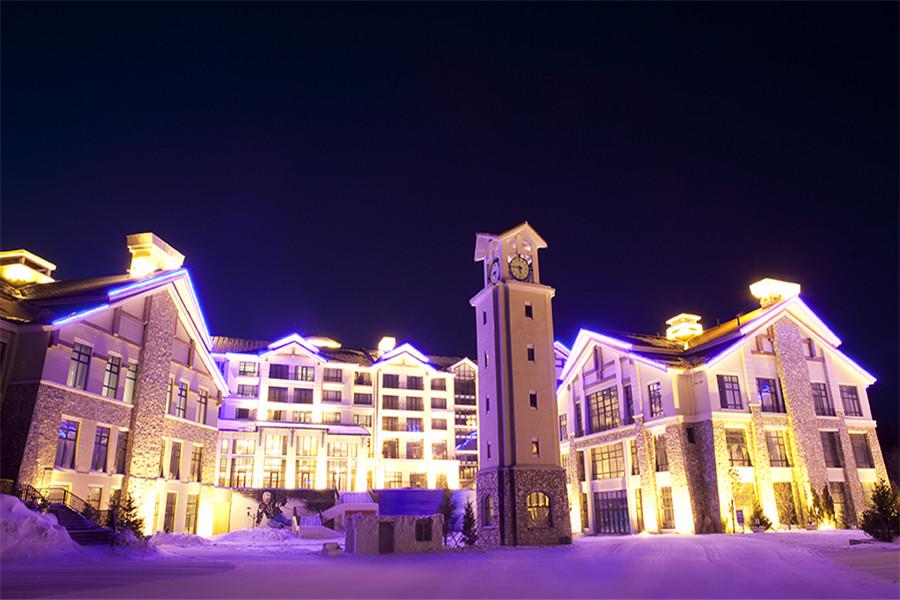 Club Med亚布力度假村