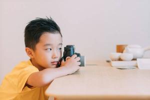 【我是达人】苏州亲子游—汉堡的第一次相机记录