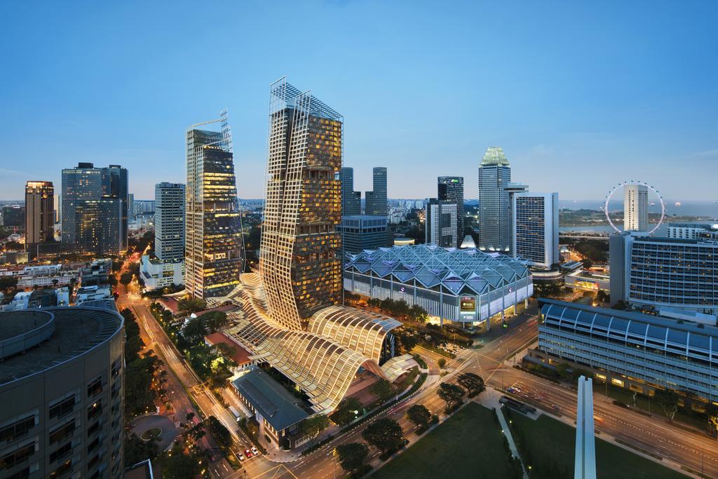 新加坡南岸JW万豪酒店(JW Marriott Hotel Singapore South Beac