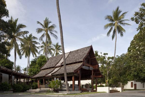 萨拉苏梅崇文海滩酒店 Sala Samui Choengmon Beach Koh Samui