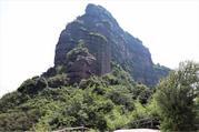 广东韶关丹霞山(丹霞地貌命名地)