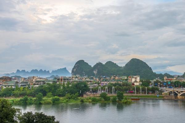 带着妈妈去桂林,看最好的山水,品舌尖上的桂林