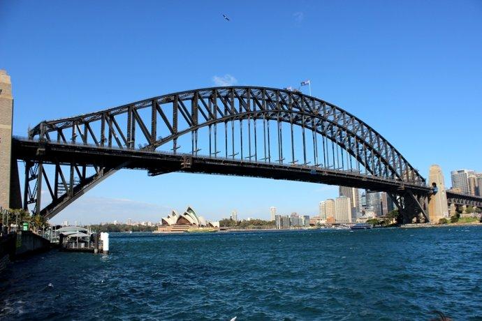 (澳大利亚)带你全方位游览悉尼海港大桥