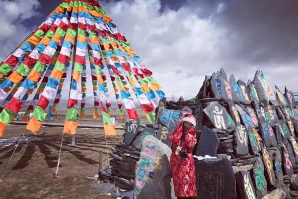 【随我】藏族style万般美景不如亲眼一见