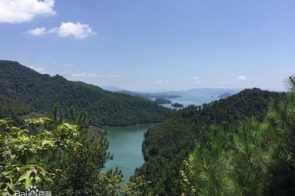 千岛湖畔游记