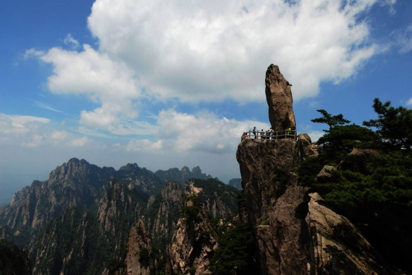 黄山一日游
