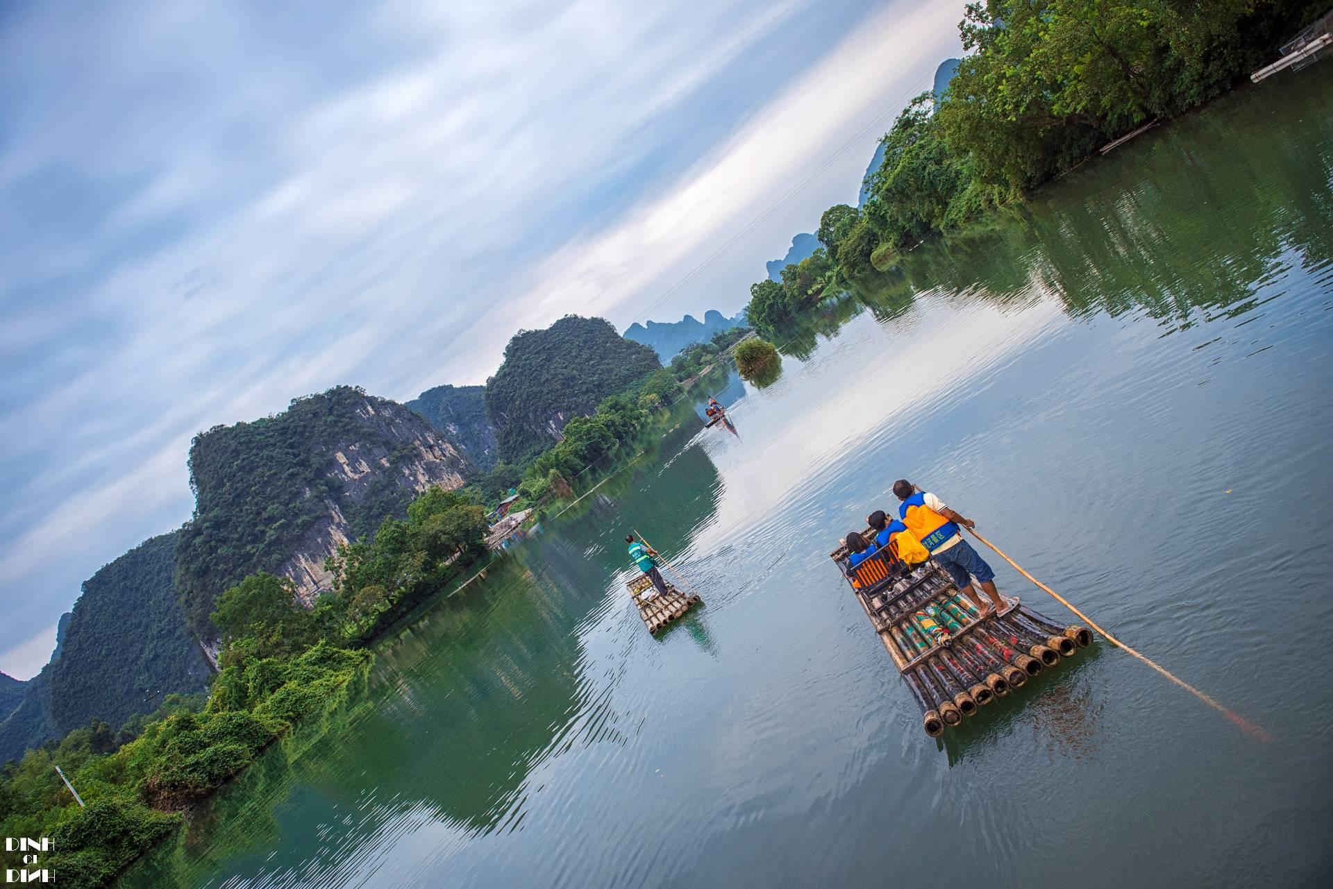 【新年再出发】去阳朔看世界级的山水
