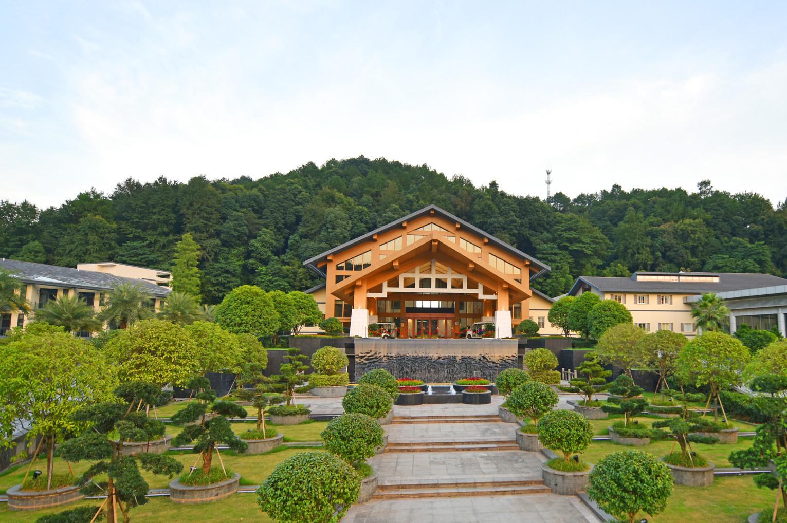 天沐·江西明月山温泉度假村