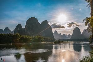 【我是达人】阳朔4天3夜,悠闲赏桂林山水,怡然品阳朔美食!