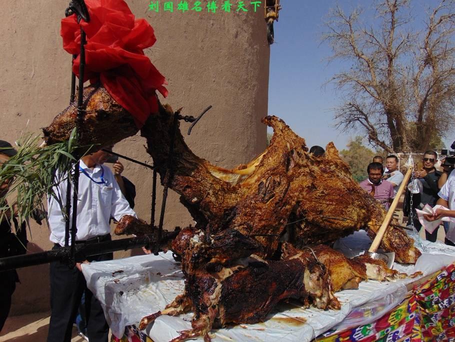 【我是达人】12米高馕坑和316万亩胡杨,新疆巴楚两大纪录惊艳亮相