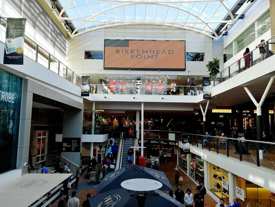 (澳大利亚)购物和旅游的好去处——悉尼伯肯黑德角购物中心