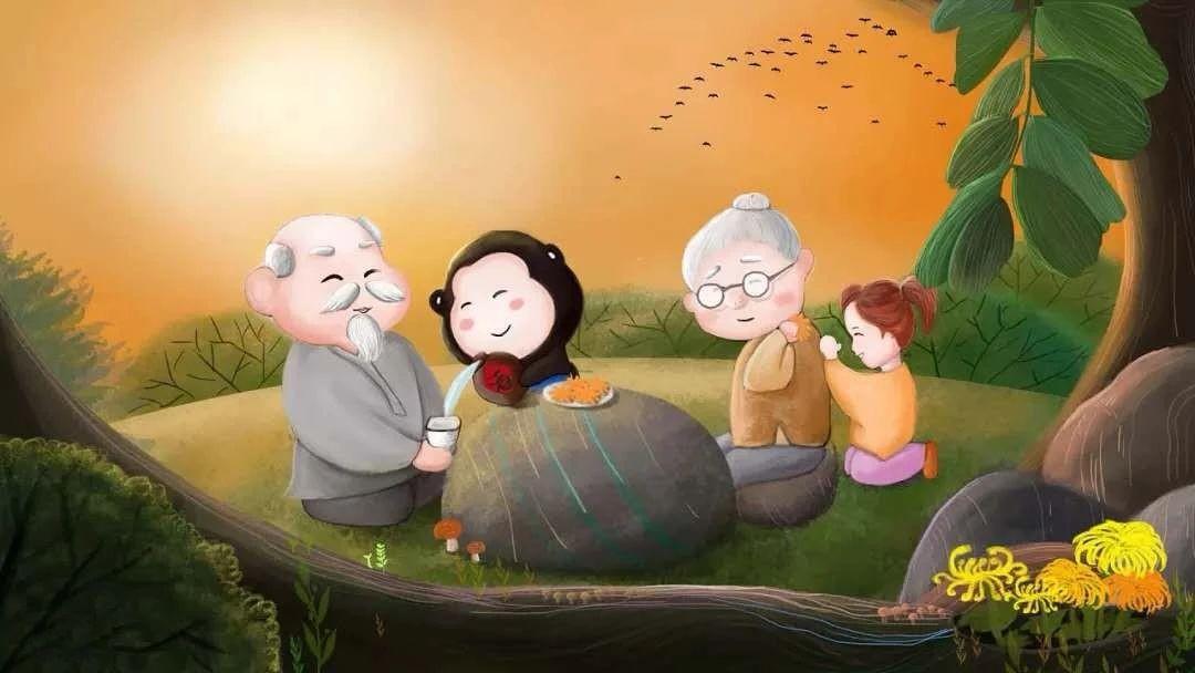 北青旅居重阳节|这个举动让父母暖心泪奔,你做过吗?