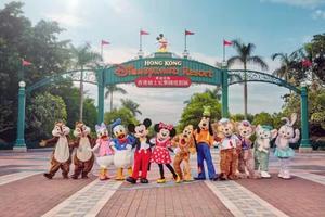 【周游香港】说走就走,高铁直达,我的第三次香港迪士尼奇妙之旅~