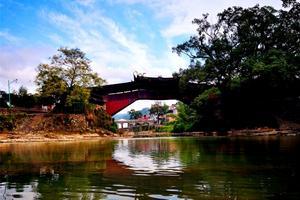 赏最美廊桥,走最长悬索桥,泰顺三天两晚寻味之旅