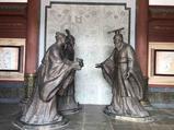 穹窿山孙武文化园