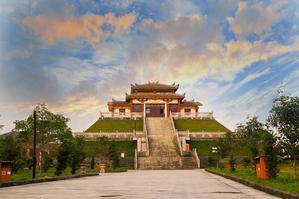 """""""汉郡合浦海丝明珠""""--汉闾文化园"""