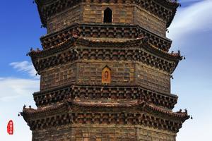 【我是达人】有一座塔,号称天下第一;有一种美,叫铁塔行云