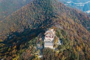 【旅行中的摄影师】3天两夜玩转山西云丘山,赏仙境景色,品道家韵味,玩高空体验