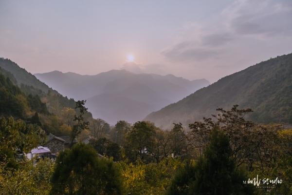 【旅行中的摄影师】游一次云丘山,当一回活神仙