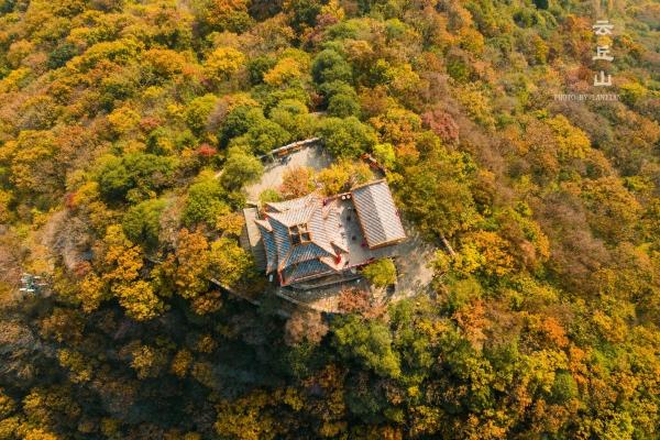 【旅行中的摄影师】秋日的山西云丘山,让眼睛在天堂,让内心归于宁静