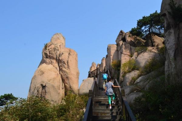 【旅行中的摄影师】九仙山,会会猴哥与八戒!