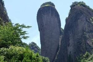 【旅行中的摄影师】辣椒峰上看崀山