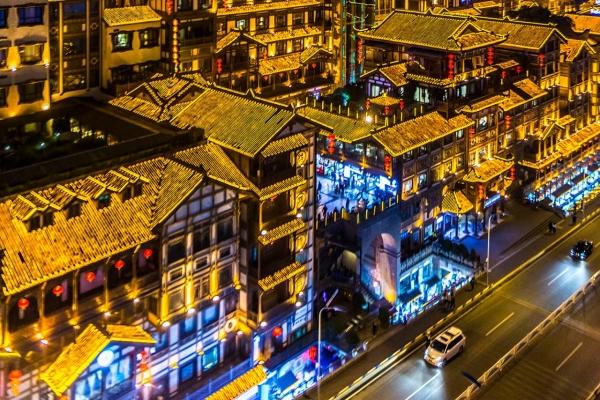 【旅行中的摄影师】4天3晚,不一样的重庆人文之旅