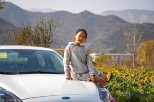一路向北,陪孩子去寻找北京城郊外的最美初冬