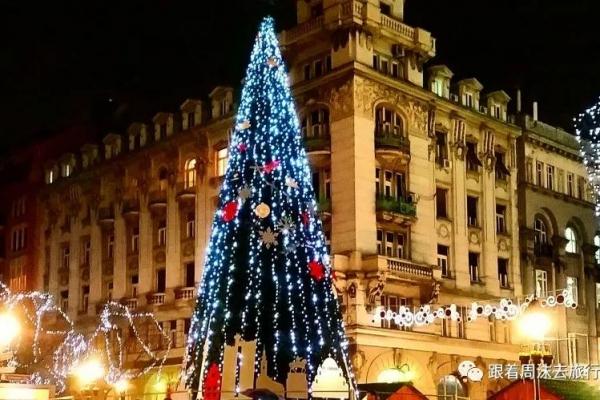 去塞尔维亚迎接新年,过不一样的白色圣诞节
