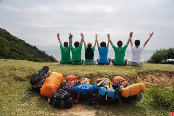 【周游香港】在期待中前行----香港塔门岛露营