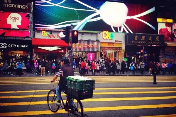【周游香港】走街串巷,窥探香港的万种风情