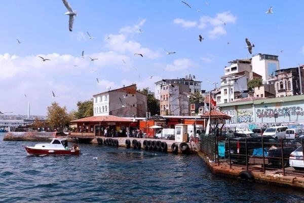 多年异地恋之伊斯坦布尔一城千面初体验