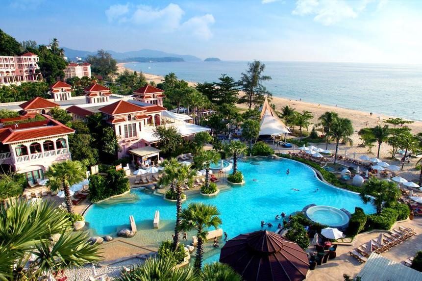 泰澜海滩度假村 Centara Grand Beach Resort Phuket