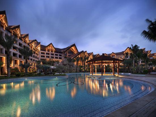 三亚海棠湾麓湖度假酒店